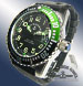 ZENO 6349 Airplane Diver Quartz 50 Atm